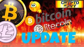🔥Bitcoin and Litecoin update🔥 btc ltc price prediction, news, trading, facebook coin