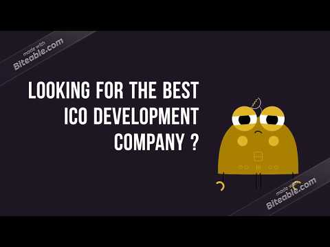 ICO Development Company That Helps End-to-End ICO Support - ICOCLONE