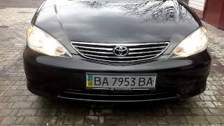 Обзор Toyota Camry 35