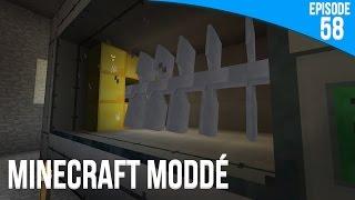 Turbine nucléaire !   Minecraft Moddé S2   Episode 58