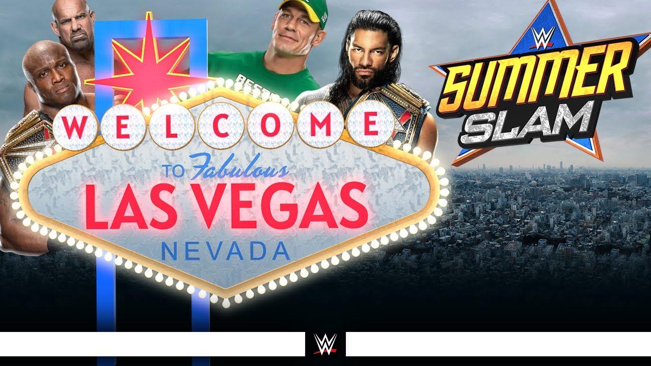 WWE SummerSlam 2021 - Card Predictions