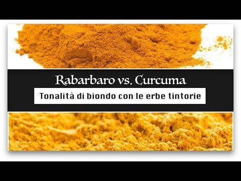 Tonalità Di Biondo: Biondo Miele, Rame O Veneziano: Curcuma VS. Rabarbaro    Beautilicious Delights