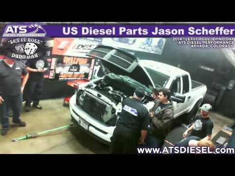 ATS Diesel LIR 2014 US Diesel Parts Jason Scheffer
