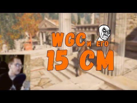 WGC И ЕГО 15 СМ [WGC Moments]