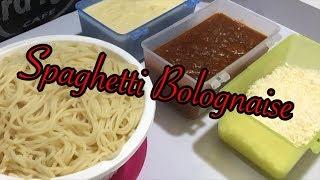 Resep Spaghetti Bolognaise Super Mudah dan ANTI GAGAL!!!