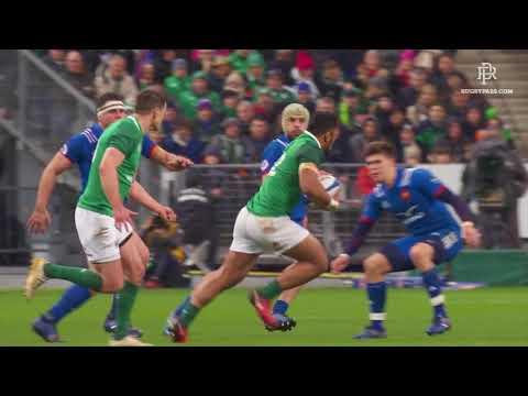 Ireland Grand Slam 2018 Montage