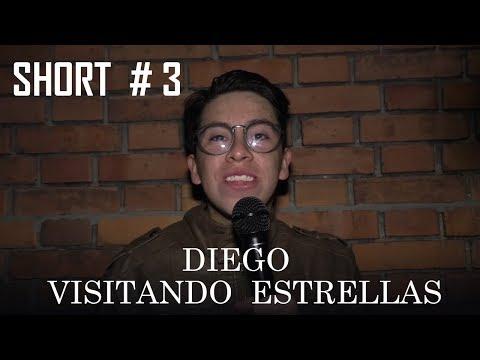 SHORT # 03 - Diego Visitando Estrellas