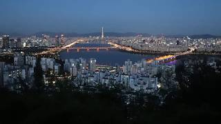 Seoul Tour - 서울 투어(서울야경 서울풍경 한…