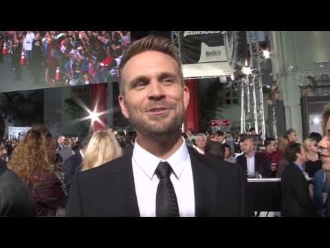 "Furious 7: John Brotherton ""Sheppard"" Exclusive Premiere Interview"