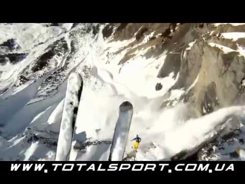 Обзор беговых лыж Fischer Country Crown - YouTube