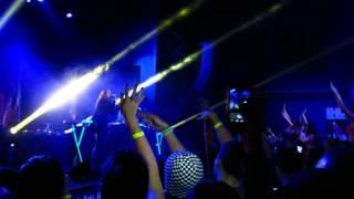 Icona Pop - I Love it - Live at Fools Gold Super Party Emo's SXSW 2013 Austin Texas