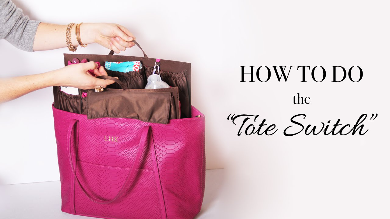 How To Switch Totes With Totesavvy Youtube