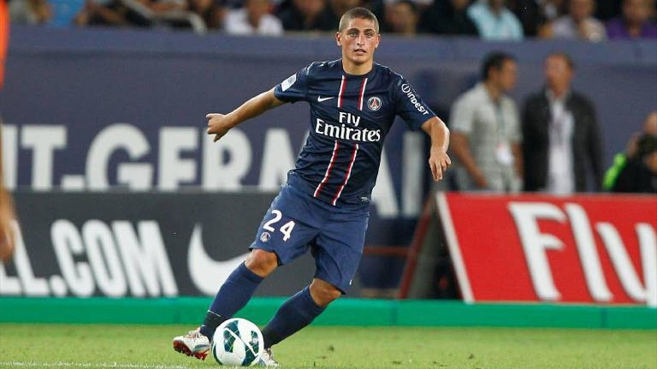 Marco Verratti ■Eleganza & Tecnica Paris Saint Germain 2014