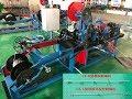 New style CS-C,CS-B barbed wire machine