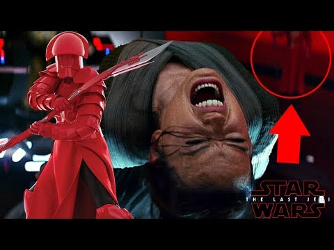 Star Wars: The Last Jedi Trailer 2 IN-DEPTH Breakdown (Spoilers)