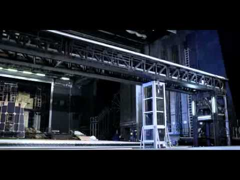 Stage Technology - Bolshoi Theatre