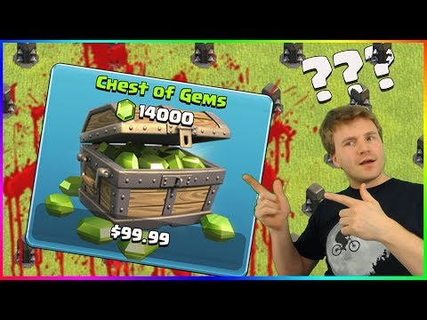 Thumbnail: DID I REALLY NEED THIS...? ▶️ Clash of Clans ◀️ BUY 14,000 GEMS TO GET 200