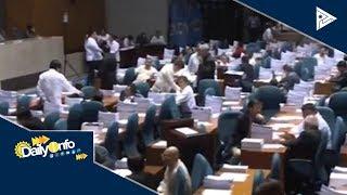 Senate committee report sa universal health care bill, ilalabas ngayong araw