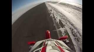 Dirt biking with GoPro 3