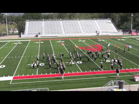 Miami Trace High School Marching Panther Pride