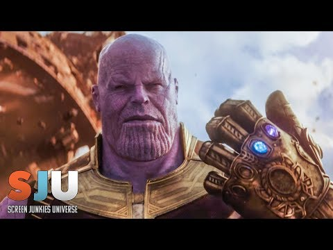 Let's Talk About That Avengers Infinity War Trailer - SJU