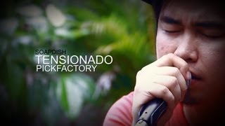 Soapdish - Tensionado PickFactory Live cover