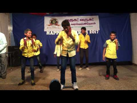 Reyvas Dance Choreography 1