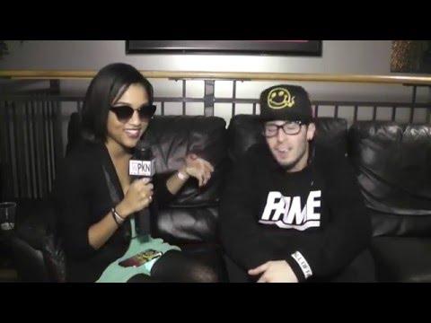 Mystery Girl Interviews Rapper Chris Webby