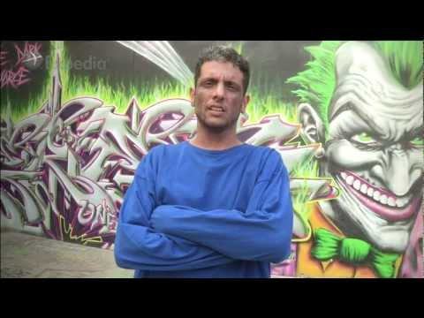 New York Travel Guide: Graffiti in New York - A People Shaped Travel video by Expedia.co.uk