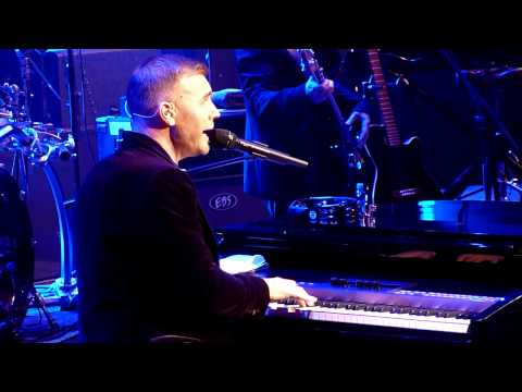 Gary Barlow - Open Road - Royal Albert Hall - 05/12/11