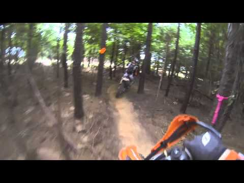 Little Brown Jug Enduro 2014 Section 1