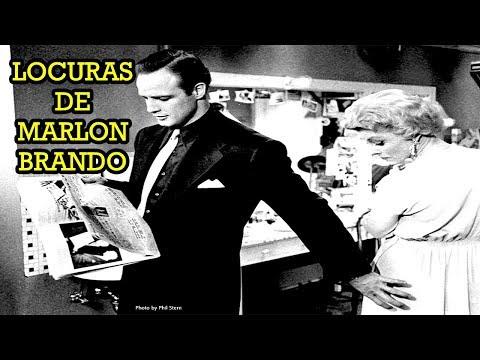 6 Locuras de Marlon Brando