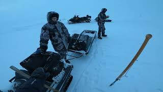 Рыбалка Налим сегодня 18 12 2020 43