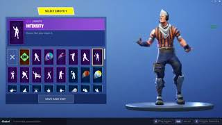 LEAKED *NEW* 'GRILL SERGEANT skin with leaked emote Fortnite Battle Royale