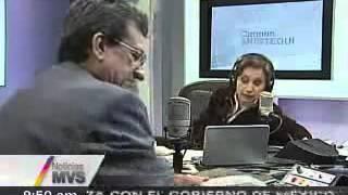 El Chapo LLamó por Teléfono A Peña Nieto (Libro Rafael Loret De Mola) MVS