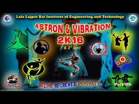 PRIZE DISTRIBUTION FUNCTION | ASTRON & VIBRATION - 2016 | of LLRIET, MOGA | 2K HD | Part 7th