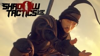 Shadow Tactics: Blades of the Shogun is now available on Steam. Sub...