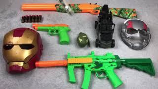 Toy Guns Box of Toys Hunting Shotgun Ironman