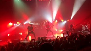 Trivium - The Sin And The Sentence Live! (11/29/2017)