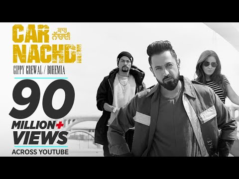 Gippy Grewal Feat Bohemia: Car Nachdi Official Video...