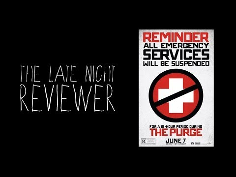 Late Night Reviews: The Purge (2013)