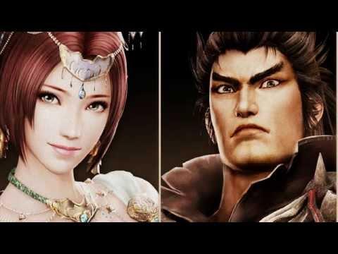 Lu Bu (Tetsu Inada) & Diaochan (Rika Komatsu) - Reason to Fight