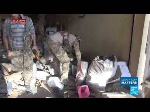 Syria: On the ground with pro-government forces in Deir al-Zor