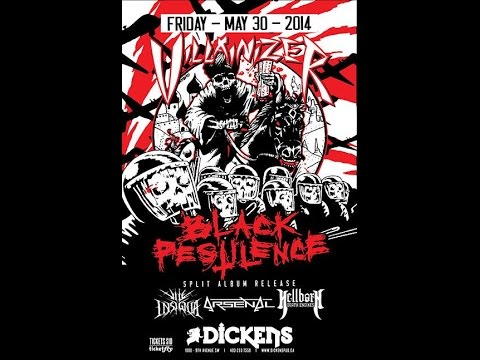 Tales from the PIT - (Live) VILLAINIZER - Episode 2 - Dickens, May 3oth, 2014- SlimBzTV