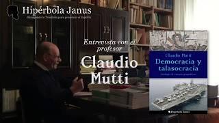 Entrevista con el profesor Claudio Mutti