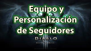 Diablo 3 Equipando a los seguidores