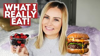 What I Eat in a Week to Stay Healthy in Quarantine!