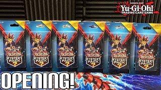 Yu-Gi-Oh! Walmart Mystery Packs Opening x6 | CLASSIC PACKS!