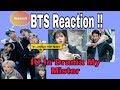 Reaction BTS Mendengar OST My Mister Melihat Acting IU