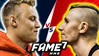 OWCA VS KANIOWSKI NA FAME MMA
